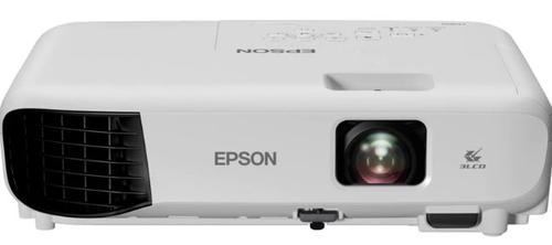 Videoproiector Epson XGA EB-E10, 3LCD, 3600 lumeni, contrast 15000:1, HDMI (Alb)