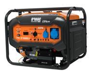 Generator Curent Electric O-Mac GT 15000E-A, 8 kW, 15 CP, 220 V, Benzina