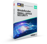 Bitdefender Small Office Security, 20 PC, 3 ani, Licenta noua, Electronica
