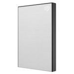 """HDD Extern Seagate One Touch, 1TB, 2.5"""", USB 3.2 (Argintiu)"""