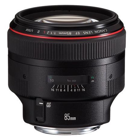 Obiectiv Canon EF 85mm f/1.2L II USM( 42453)