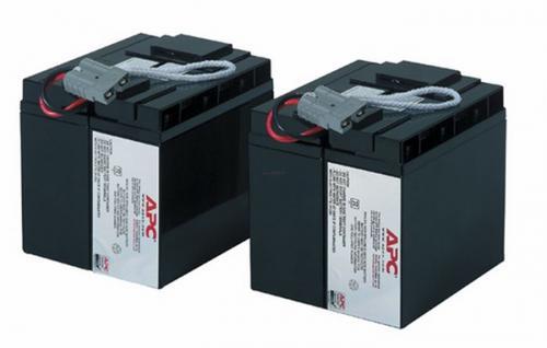 Baterie de rezerva APC tip cartus #55, 2 BUC