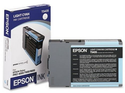 Cartus cerneala Epson T543500 (Cyan deschis) imagine evomag.ro 2021