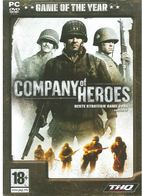 Thq Company Of Heroes - Goty Edition (pc)