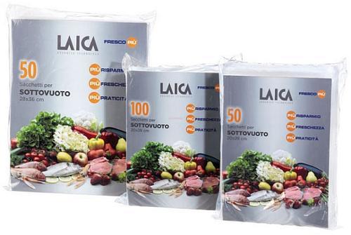 Pungi pentru vidarea alimentelor Laica VT3500