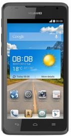 Telefon Mobil Huawei Ascend Y530, Procesor Dual Core 1.2GHz, TFT 4.5inch, 512MB RAM, 4GB Flash, 5MP, 3G, Wi-Fi, Android (Negru)