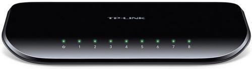 Switch TP-LINK TL-SG1008D, 8 porturi, Gigabit