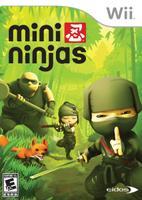 Eidos Interactive Mini Ninjas (wii)