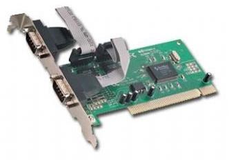 Adaptor PCI la 2 x COM