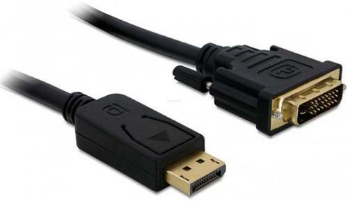 Cablu DisplayPort Tata - DVI Tata, 2 m