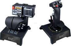 Joystick Saitek X65F Pro Flight System