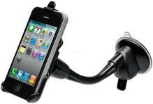 Suport auto Celly FLEXIPHONE4