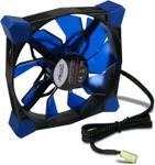 Ventilator Inter-Tech CobaNitrox N-120-B 120mm (LED Albastru)