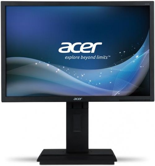 monitor led acer 22inch b226wlymdr, dvi, vga, 5ms, boxe (gri inchis)