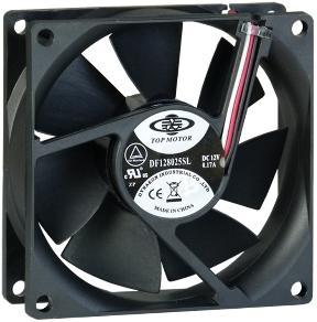 Ventilator Inter-Tech IT-80mm (bulk)