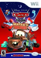 Disney IS Cars Toon: Mater's Tall Tales (Wii)