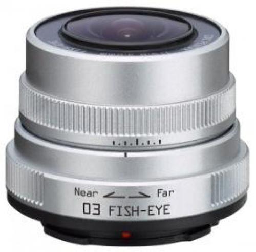 Obiectiv Foto PENTAX 03 FishEye 3.2mm/F5.6