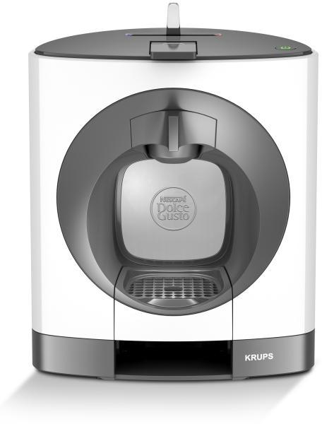 Espressor Krups NESCAFE Dolce Gusto Oblo KP110131, 15 bari (Alb)