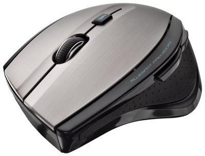 Mouse Trust Wireless BlueSpot MaxTrack (Gri)