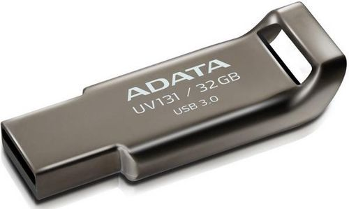 Stick USB A-DATA DashDrive Value UV131, 32GB, USB 3.0 (Gri)