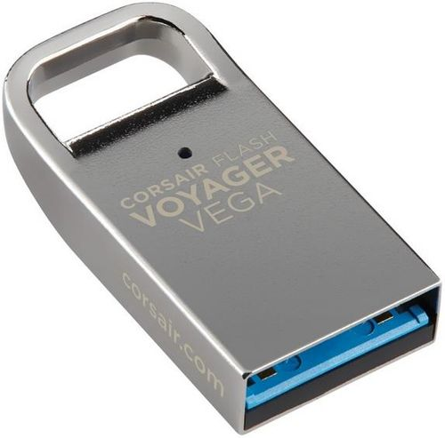 Stick USB Corsair Voyager Vega, 64GB, USB 3.0 (Gri)