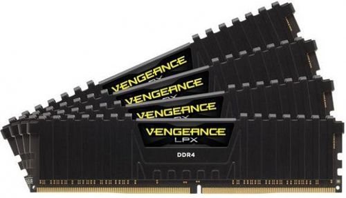 Memorii Corsair DDR4 Vengeance LPX Black Series 4x8GB, 2400 MHz, 14 CL