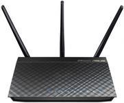 Router Wireless ASUS RT-AC66U, Dual-Band AC1750, Gigabit, IEEE 802.11ac, IEEE 802.11a/b/g/n