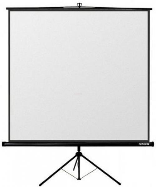 Ecran de proiectie Reflecta Crystal-Line, Tripod, 240x240 cm