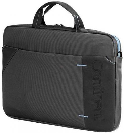 Geanta Laptop Sumdex CC-205 15.6inch (Gri-Albastru)