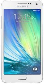 Telefon Mobil Samsung Galaxy A5 Duos  Procesor Quad-core 1.2ghz Cortex-a53  Super Amoled Capacitive Touchscreen 5inch  2gb Ram  16gb Flash  3g  Wi-fi  Dual Sim  Android (alb)