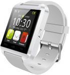"Smartwatch Tellur U8 Watch, LCD 1.44"", Procesor 360MHz, 32MB RAM, Bluetooth (Alb)"