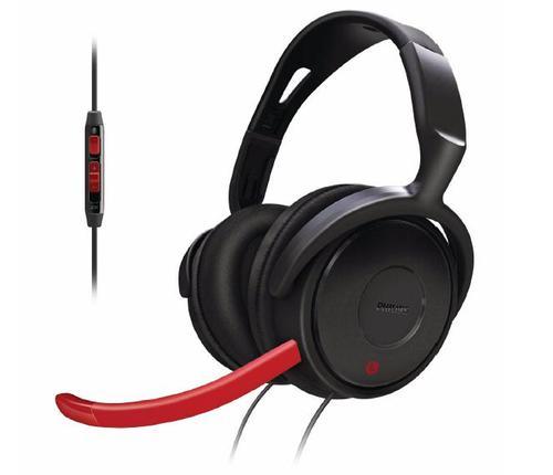 casti cu microfon philips shg7980 (negre)