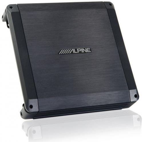 Amplificator Auto Alpine BBX-T600, 2 Canale, 300W Max