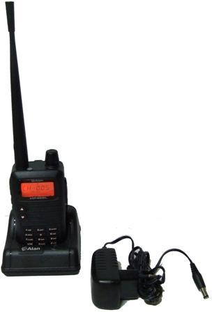 Statie radio UHF Midland Alan HP 408L