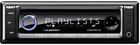 Radio CD Blaupunkt Cupertino 220