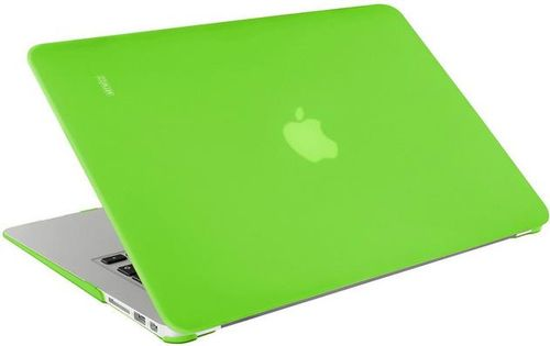 Husa Laptop Artwizz Rubber Clip 11inch, pentru MacBook Air 11 (Verde)