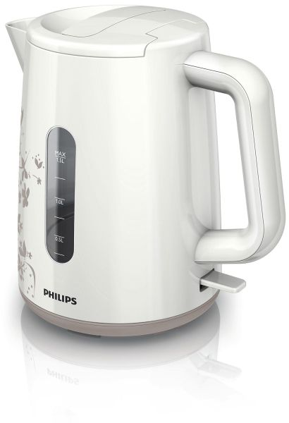 Fierbator electric Philips HD9300/13, 1.6 L (Alb / Bej)