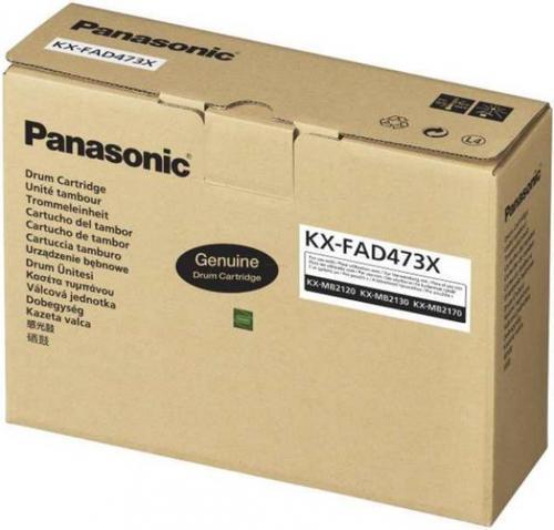 Cilindru Panasonic KX-FAD473X, acoperire aprox. 10000 pagini (Negru) poza 2021