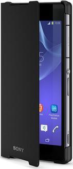 Husa Sony Book Stand Scr10 Pentru Xperia Z2 (neagr